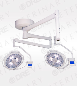 DRE SLS 9000 LED Surgery Light - Dual Ceiling Mount
