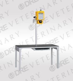 Compact Veterinary X-Ray Table