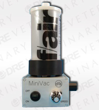 Adapter for F-Air Canister to MiniVac: