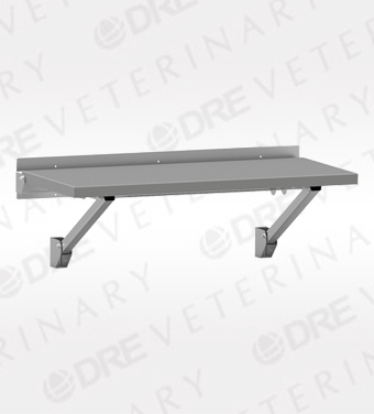 DRE Classic Lateral Fold-Up Wall Mounted Exam Table