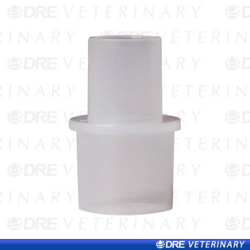 Adapter 22mm Female x 19mm Male Plastic