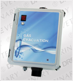 Gas Evacuation Ventilator/Blower