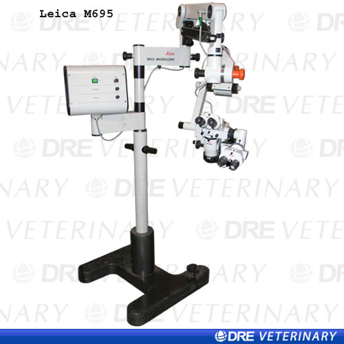Leica M695 Surgical Microscope