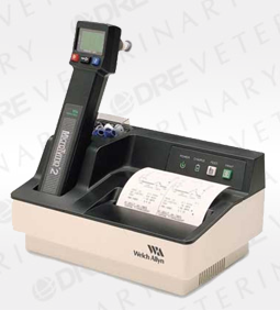 Welch Allyn MicroTymp 2 Portable Tympanometric Instrument