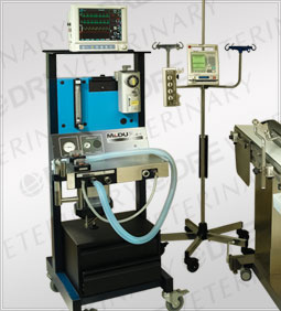 Optimax Veterinary Anesthesia Machine