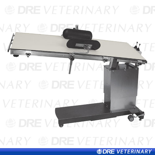 Pannomed Aeron Veterinary Surgical Table: C-Arm Compatible: Flat Top with Battery