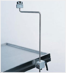 Leg Support with Fixation Clamp