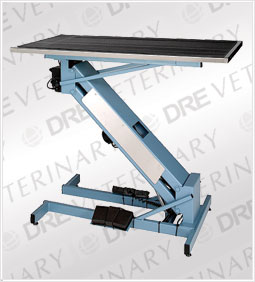 DRE GVT 1550 Master Lift Electric Fixed Top Grooming Table
