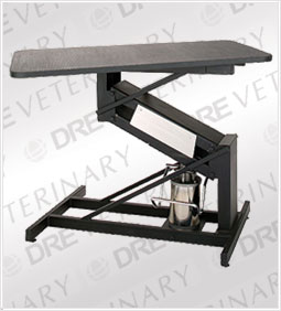 DRE GVT Masterlift Hydraulic Grooming Table:  1350S & 1350T