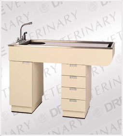 Multipurpose Wet Table: DRE WVT 3200
