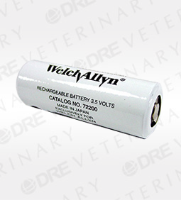 Welch Allyn Replacement NiCad Battery (black)