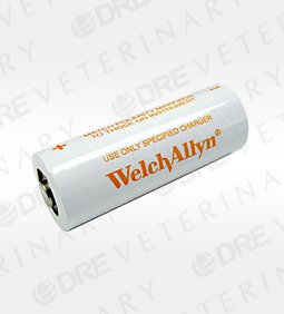 Welch Allyn Replacement NiCad Battery (orange)