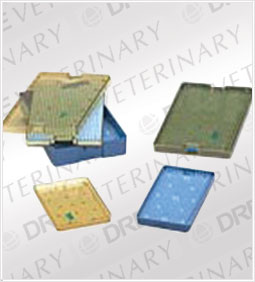 Scican Surgical Plastic Sterilization Trays for Statim Cassette Sterilizers