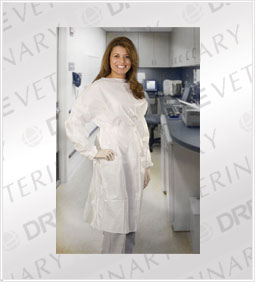 Ultra PE Isolation Gowns - 50 per case