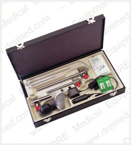Welch Allyn Fiber Optic Anoscope/Sigmoidoscope Set