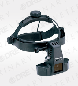 Welch Allyn Binocular Indirect Ophthalmoscope (with yellow filter)